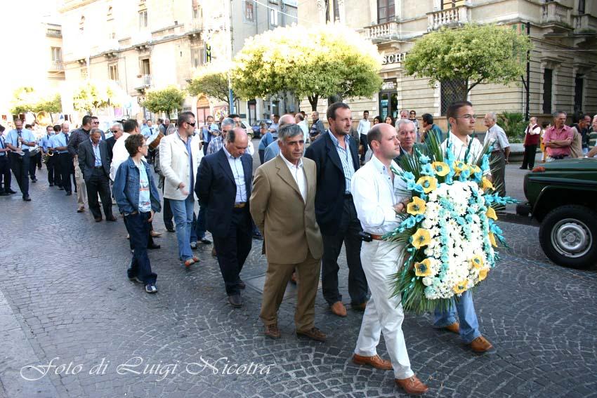 Lumina degli agricoltori in onore a Maria SS. della Visitazione